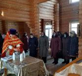 Престольное торжество в храме Новомучеников и Исповедников Российских г. Ардатова
