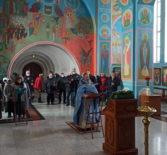 День памяти вывода советских войск из Афганистана совершили в Благовещенском приходе п.Комсомольский Чамзинского благочиния