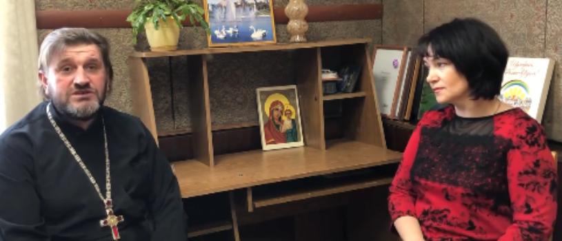 В Центре культуры и отдыха п.Тургенево Ардатовского района продолжается культурно–просветительский проект «Беседы со священником»