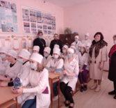 Архипастырь посетил Ардатовский медицинский колледж и поблагодарил студентов, активно принимающих участие в жизни Ардатовской епархии