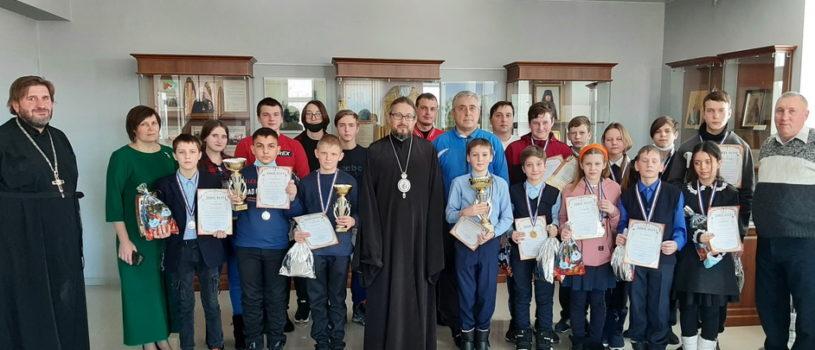 Ардатовская епархия провела шахматный турнир, посвящённый 20-летию канонизации святого праведного воина Феодора Ушакова