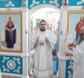Вселенская родительская суббота в храме Покрова Божией Матери с.Каласево Ардатовского района