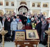 Прощеное воскресенье в Никольском кафедральном соборе г. Ардатова