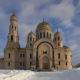 Продолжаются иконописные работы по росписи кафедрального собора Апостола Андрея Первозванного в п.Атяшево