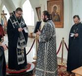 Вторник 1-ой седмицы Великого поста в Никольском кафедральном соборе г. Ардатова