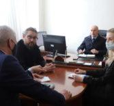 Архипастырь принял участие в заседании президиума Общественного Совета при МВД Республики Мордовия