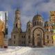 Неделя мясопустная, о Страшном Суде в Андреевском кафедральном соборе п.Атяшево