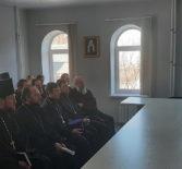 В рамках тесного сотрудничества между МГУ им.Н.П.Огарева и Ардатовской епархией в епархиальном управлении прошла конференция, посвященная социальной концепции РПЦ