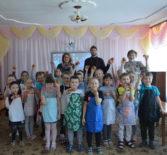 В Атяшевском детском саду №1 прошло мероприятие, посвящённое памяти 40-а Севастийским мученикам