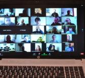 Информационный отдел Ардатовской епархии принял участие в онлайн совещании с Синодальным информационным отделом РПЦ