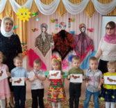В Большеигнатовскомдетскомсаду провели праздничное мероприятие, посвященное сорока мученикам Севастийским