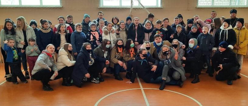 В структурном подразделении «Школа №2» МБОУ «Большеберезниковская СОШ» прошел этап из комплекса мероприятий «Дорога добра»