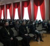 Архипастырь с профилактическим мероприятием посетил Большеберезниковскую СОШ