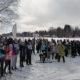 Руководитель молодежного отдела Ардатовской епархии и волонтеры «Ардатовцы» приняли участие в соревнованиях «Лыжня России 2021»