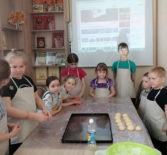 Воскресная школа Андреевского кафедрального собора п.Атяшево встретила праздник 40-а мучеников Севастийских