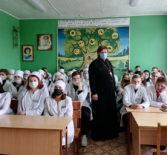 Руководитель молодежного отдела Ардатовской епархии посетил Ардатовский медицинский колледж