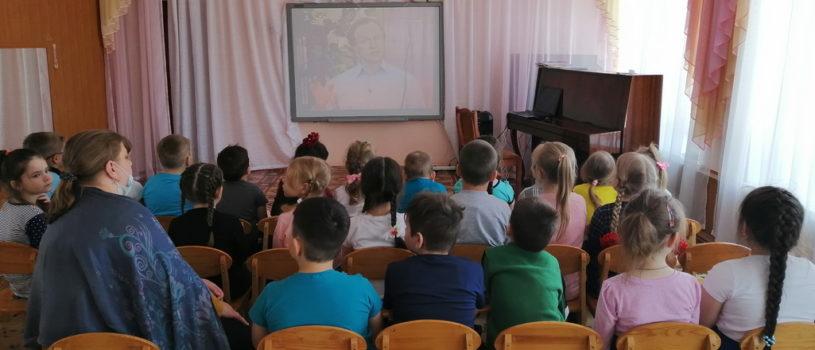 В Атяшевском детском саду N1 прошло мероприятие, посвящённое памяти 40-а Севастийским мученикам