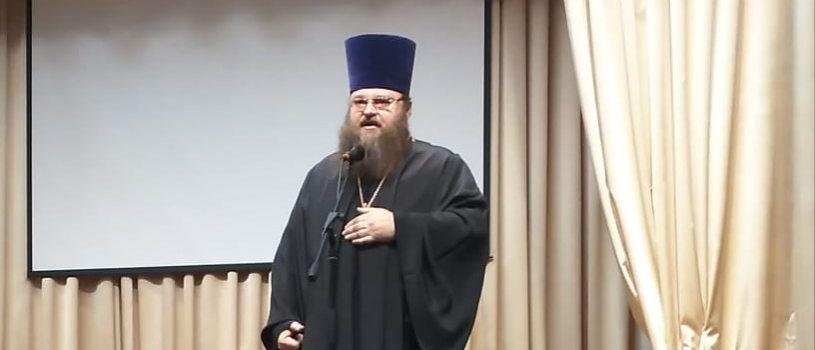 Председатель ОРОиК Ардатовской епархии встретился с преподавателями Дубенского аграрного техникума