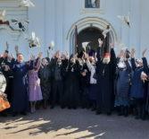 Престольное торжество в храме Благовещения Пресвятой Богородицы п. Комсомольский Чамзинского района