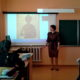 В Большеигнатовской СОШ прошел урок ОПК, посвященный преподобной Марии Египетской