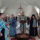 Накануне Субботы Акафиста, Похвалы Пресвятой Богородицы Архипастырь совершил Утреню с акафистом Пресвятой Богородице в Никольском кафедральном соборе