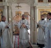 Лазарева Суббота в Никольском кафедральном соборе г. Ардатова