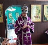 Суббота 3-й седмицы Великого поста, поминовение усопших в Покровском приходе с.Шугурово Большеберезниковского района