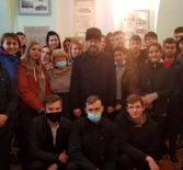 В рамках акции «География добра» с экологическим десантом Ардатов посетили студенты МГУим. Н.П.Огарева