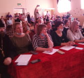 В Чамзинском лицее стартовал 7-ой ежегодный Фестиваль «Лики добра»