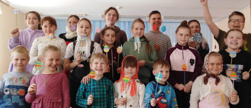 Великопостные занятия в воскресной школе при Никольском Кафедральном соборе г.Ардатова