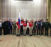 В Чамзинском ДК прошёл День Призывника. Духовное напутствие и благословение будущим защитникам Отечества.