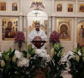 Великая Суббота Страстной седмицы в Никольском кафедральном соборе г.Ардатова