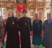 Благочинный второго церковного округа Ардатовского района с рабочим визитом посетил вверенные ему приходы