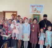 Завершился учебный год в воскресной школе «Солнечный лучик» при Михайло-Архангельской церквип.Чамзинка