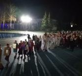 Светлое Христово Воскресение в Андреевском кафедральном соборе п.Атяшево