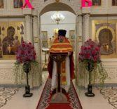 Светлое Христово Воскресение в Никольском кафедральном соборе г.Ардатова
