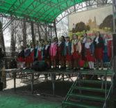 В Атяшево прошёл концерт, посвящённый Празднику Святой Пасхи