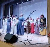 Архипастырь посетил Пасхальный концерт в Большеигнатовском ДК