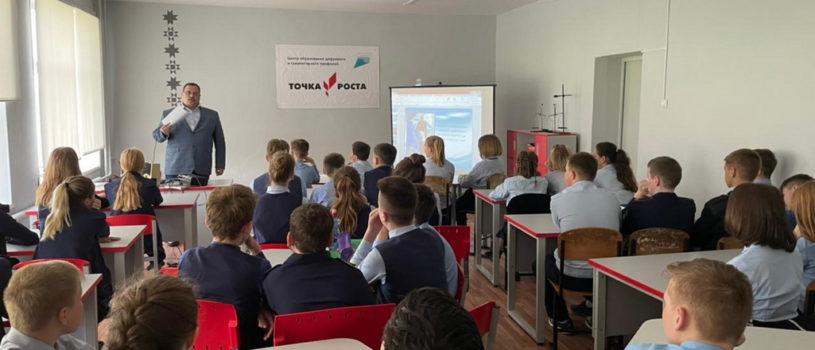 В Ардатовской СОШ прошла лекция о св.прав. воине Феодоре Ушакове