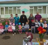 В Атяшевском детском саду № 4 прошло мероприятие, посвященное светлому празднику Пасхи