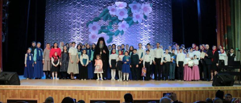 В Алатыре состоялся II межрегиональный Пасхальный фестиваль «Радость моя», в котором принял участиехор воскресной школы Никольского кафедрального собора г.Ардатова