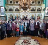 Правящий Архиерей посетил Престольное торжество в храме Вознесения Господня с.Атяшево