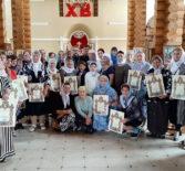 Престольное Торжество на Лукинском архиерейском подворье г.Саранска