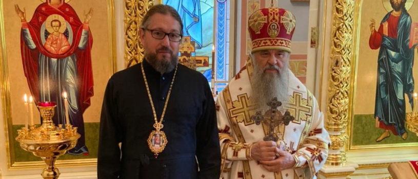 Многая и благая лета Высокопреосвященнейшему Варсонофию, митрополиту Санкт-Петербургскому и Ладожскому!