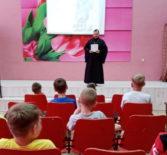 Помощник Чамзинского благочинного по работе с молодежью провел лекцию для учащихся Комсомольской СОШ №3 Чамзинского района