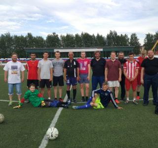 День защиты детей провели в Большеберезниковском детском спортивном лагере