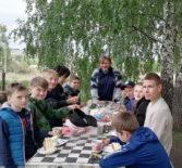 Космодамиановский приход с.Кечушево Ардатовского района отметил Международный День защиты детей