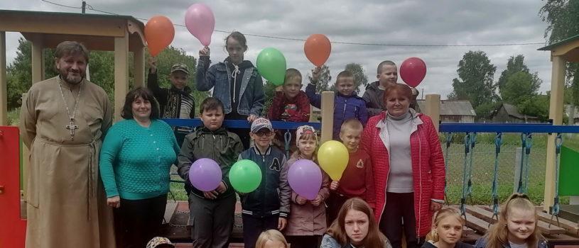 В Редкодубской СОШ Ардатовского района прошла встреча учащихся со священнослужителем