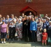 Неделя 3-я по Пятидесятнице в Никольском кафедральном соборе г.Ардатова