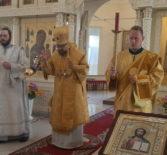 Всенощное бдение в Никольском кафедральном соборе накануне памяти первоверховных апостолов Петра и Павла